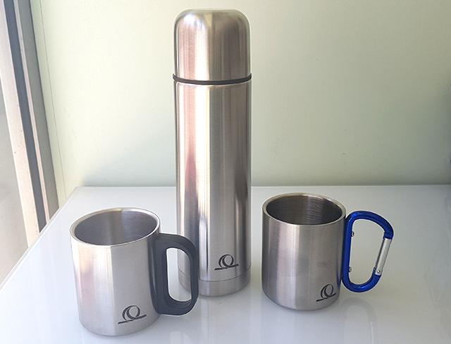 Чаши и термоси